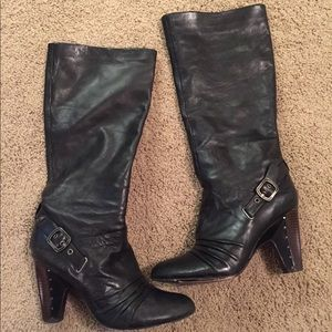 Super soft leather Frye Bethany Boots